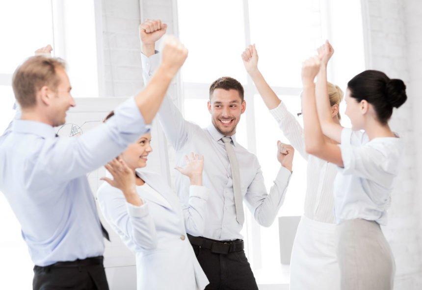 Corporate Dancing